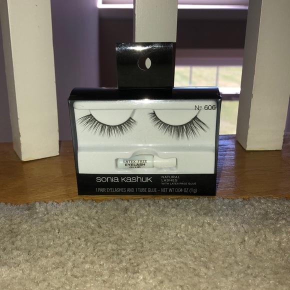 Sonia Kashuk Makeup Glueon False Eyelashes Poshmark